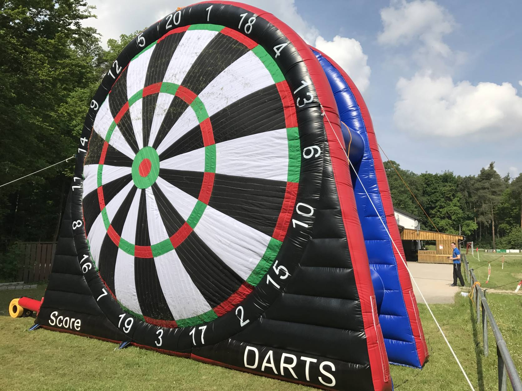 Fussball Dart In Stuttgart Mieten